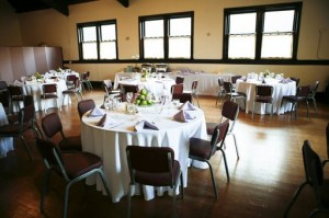 Second Unitarian Church event wedding space rental